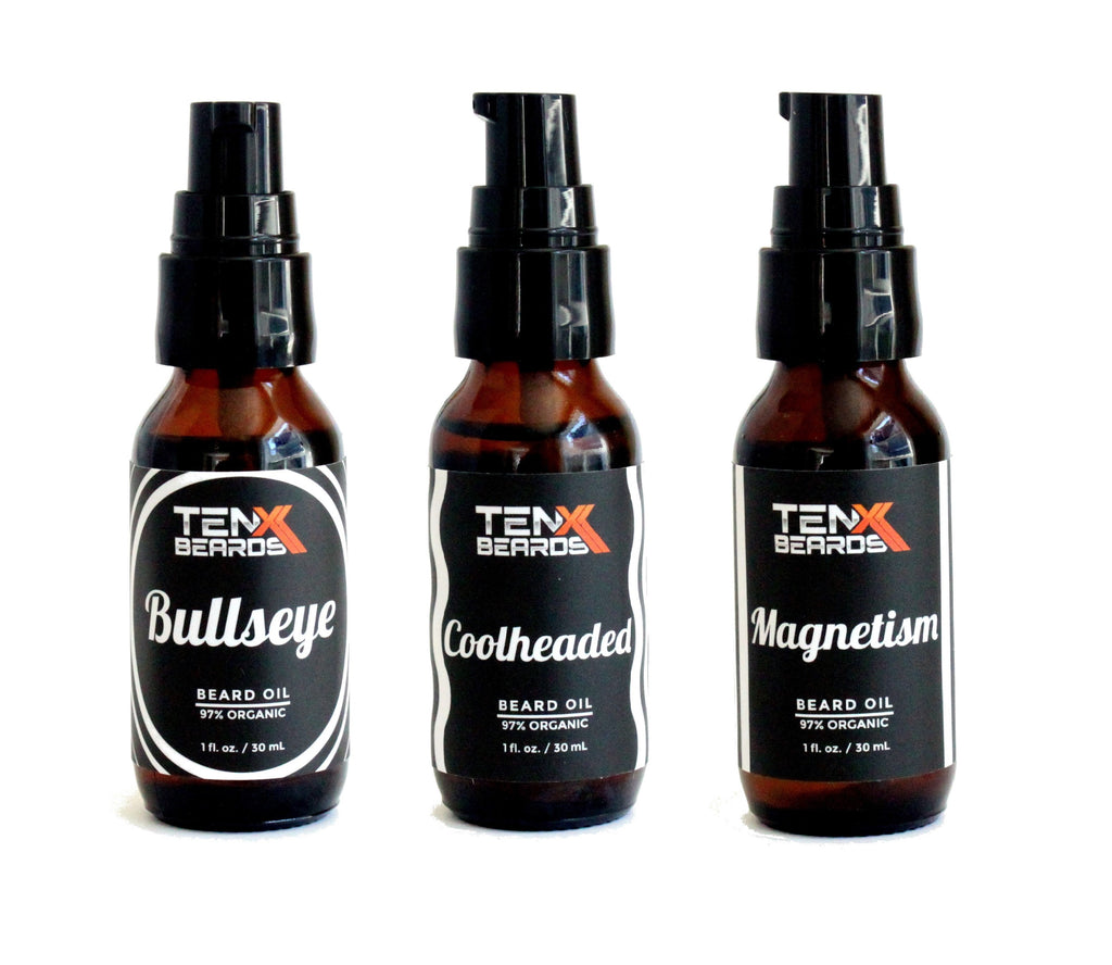 Beard Oil Bundle