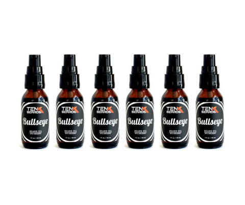 Bullseye Beard Oil Bundle 6 Pack
