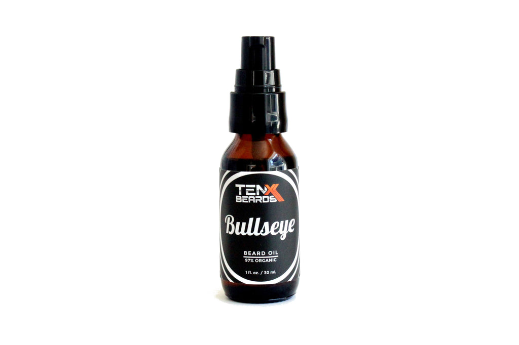 Bullseye Beard Oil
