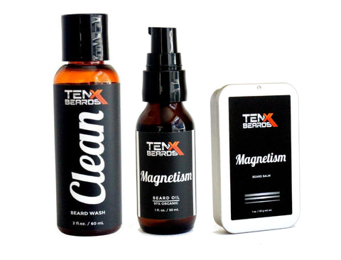 Magnetism Beard Bundle