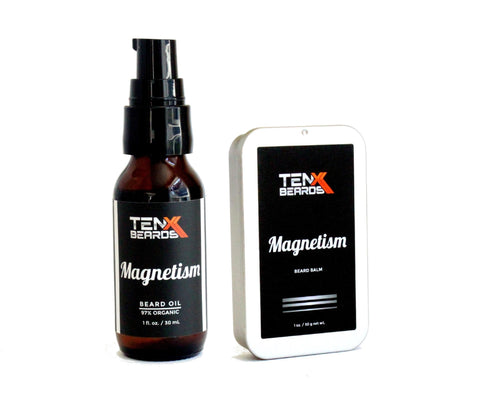 Magnetism Beard Duo