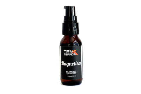 Magnetism Beard Oil