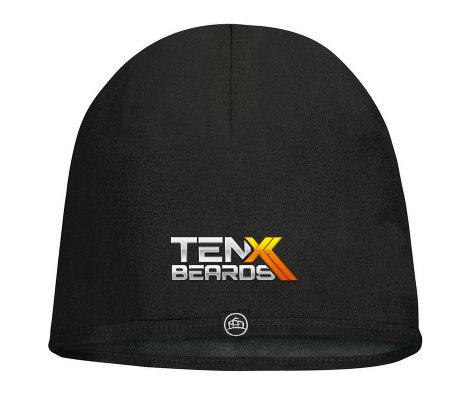 Stormtech Black / Granite Helix Fleece Beanie