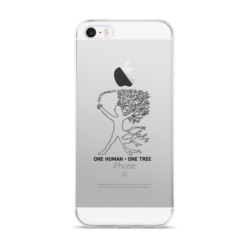 iPhone 5/5s/Se, 6/6s, 6/6s Plus Case- ONE HUMAN, ONE TREE