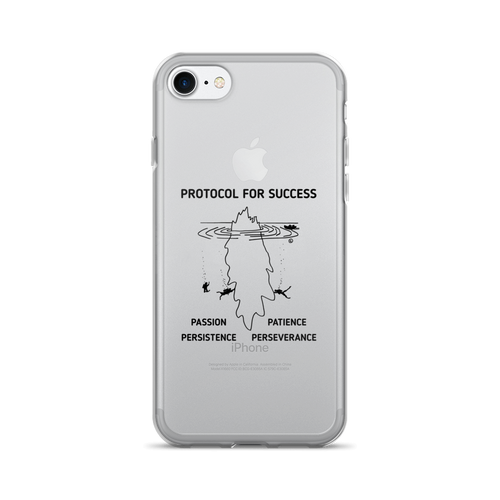 iPhone 7/7 Plus Case - PROTOCOL FOR SUCCESS