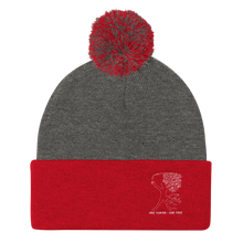 Pom Pom Knit Cap : ONE HUMAN -ONE TREE