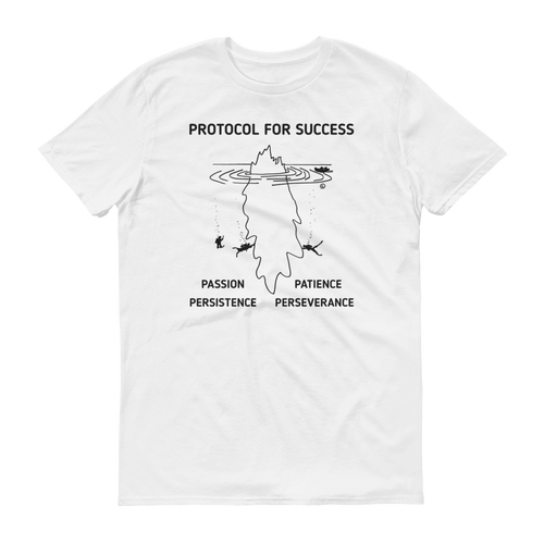 Short sleeve t-shirt - PROTOCOL FOR SUCCESS