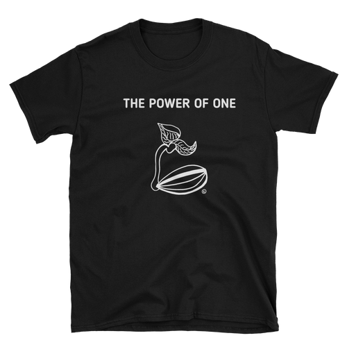 Unisex T-Shirt -THE POWER OF ONE