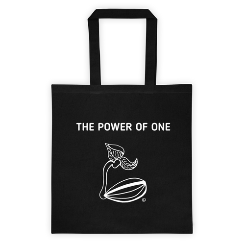 Tote bag-THE POWER OF ONE