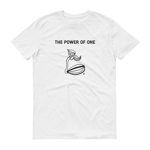 Short sleeve t-shirt -THE POWER OF ONE