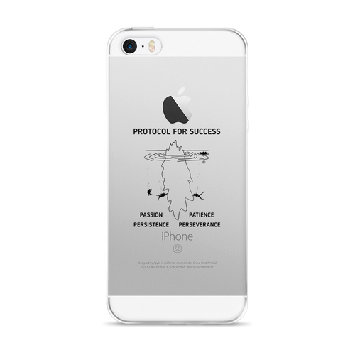 iPhone 5/5s/Se, 6/6s, 6/6s Plus Case-PROTOCOL FOR SUCCESS