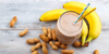 Peanut Butter Banana Coffee Smoothie