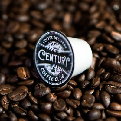 Century coffee club light roast pod for nespresso machines
