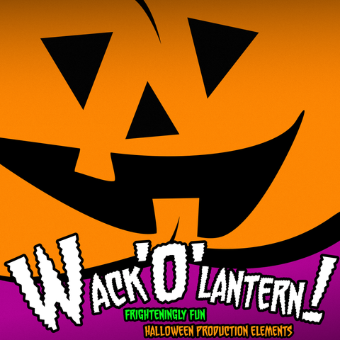 Wack'O'lantern! - Creepy Music & SFX