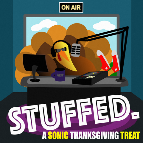 STUFFED.  Neo-traditional Thanksgiving music & FX