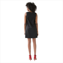 SAYDA Capsule Dress: back