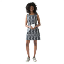SAYDA Stonecut Dress: alternate styling