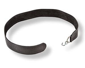 Fox Bassoon Seat Strap with D-Ring and S Hook