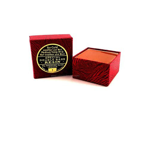 Hidersine Special Double Bass Rosin No. 1