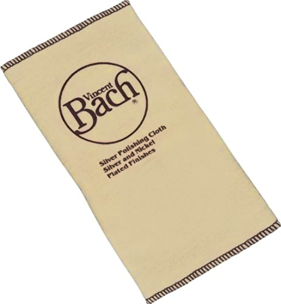 Bach Silver, Nickel, & Gold Plated Finish Polish Cloth