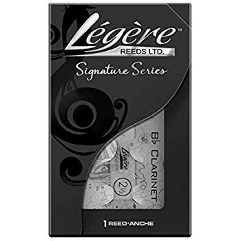 Legere B Flat Clarinet Reed, Signature