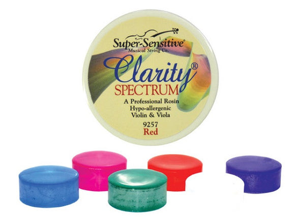 Super-Sensitive Clarity Spectrum Rosin