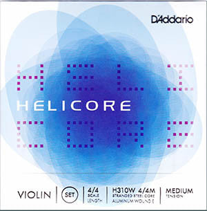 Helicore 4/4 Violin Strings