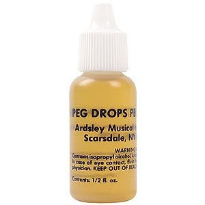 Ardsley Peg Drops - 1/2 oz. bottle