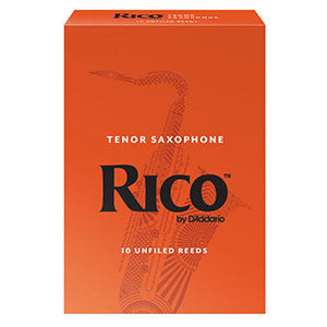 Rico Tenor Saxophone Reeds (Box of 10)