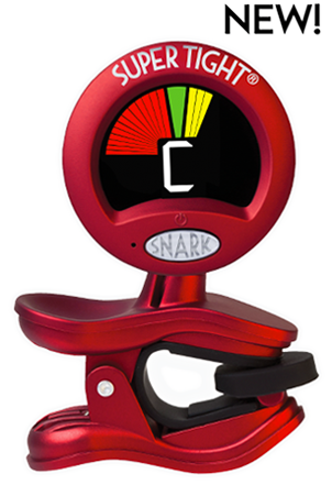 Snark Super Tight Clip-On Tuner with Microphone