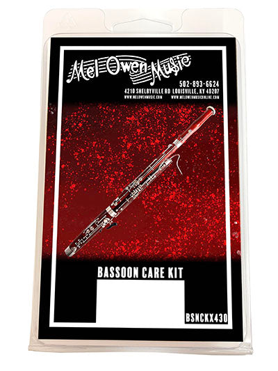 Mel Owen Music Bassoon Care Kit