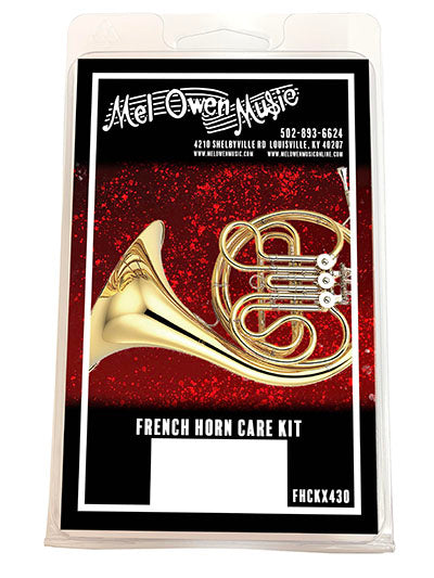 Mel Owen Music French Horn Care Kit