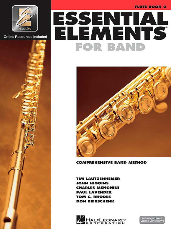 Essential Elements for Band - Book 2
