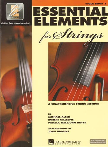 Essential Elements for Strings - Viola