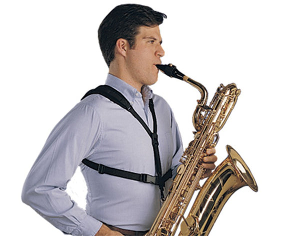 Neotech Saxophone Harness, Regular Length, Swivel Hook