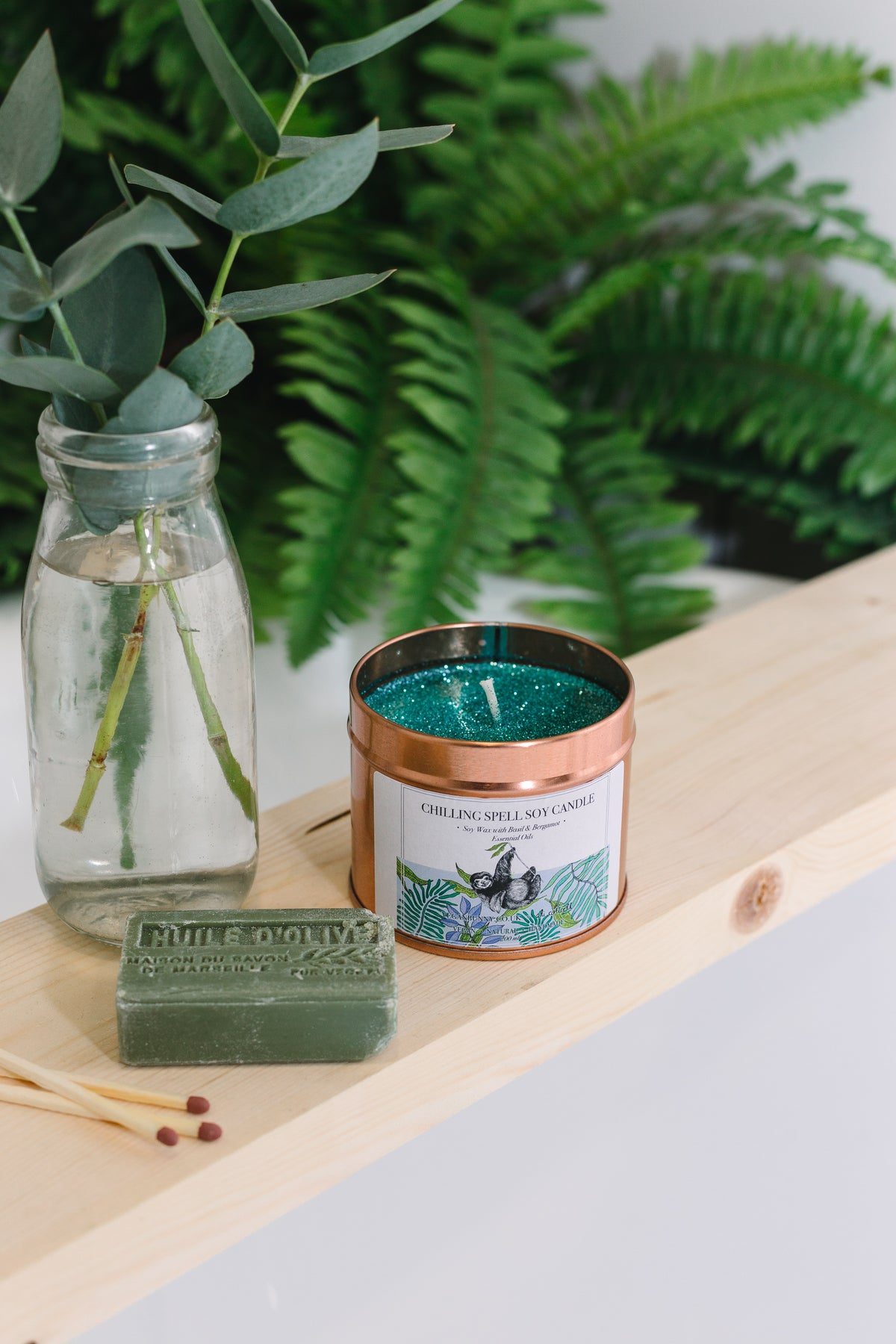 Chilling Spell Soy Candle