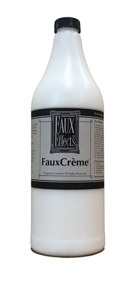 FAUX CREME CLEAR