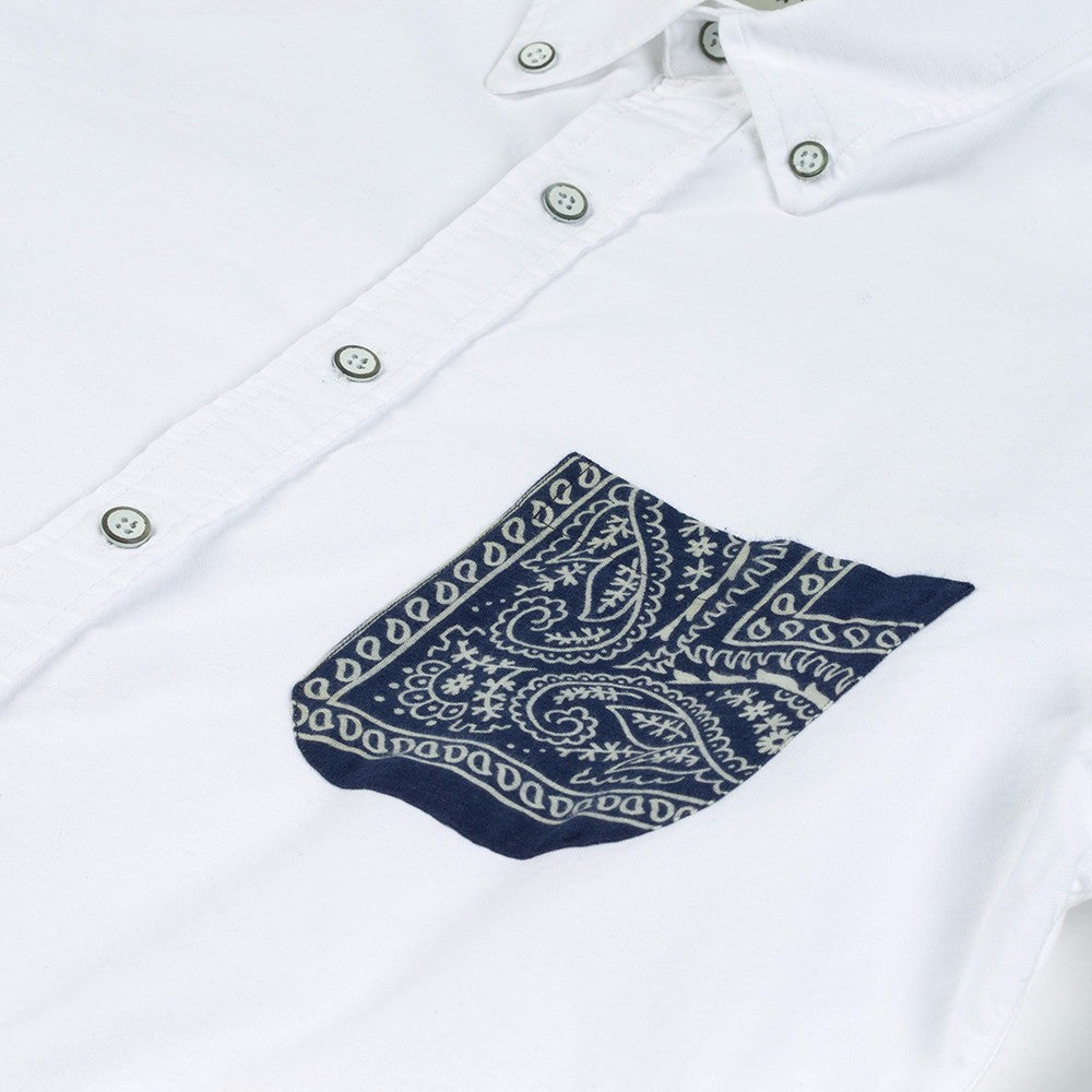 Bandana Pocket Oxford