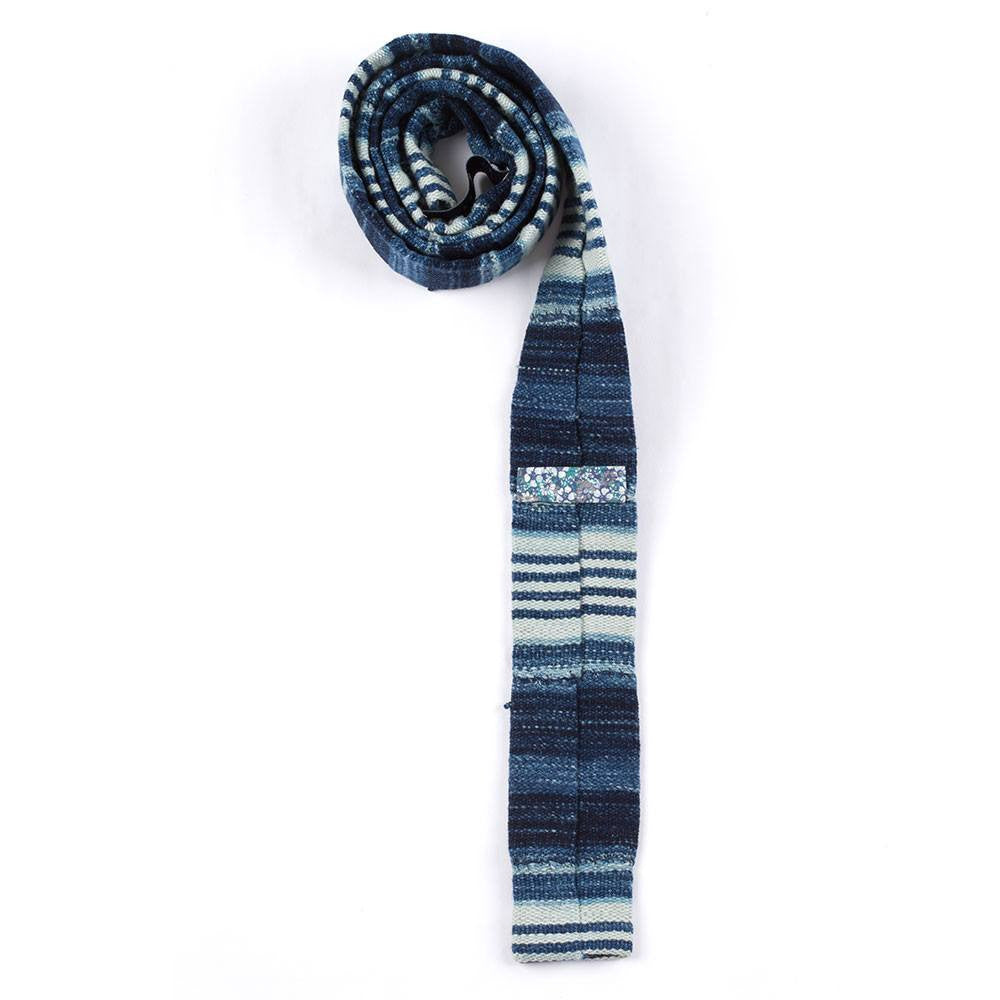 West African Striped Tie
