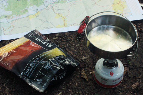 10 Essential Items for Backcountry Camping