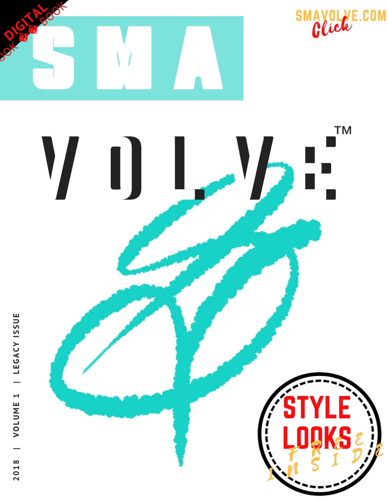 SMaVOLVE #Lookbook Vol.1