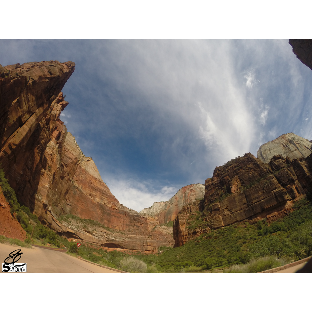 THE TRAVELING CHAPERONE™ SERIES TRAVISODE™ #2 Part #5: Zion Canyon