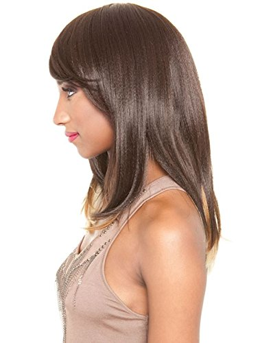 NW17 (1B Off Black) - Mane Concept ISIS Red Carpet Nominee Synthetic Full Wig