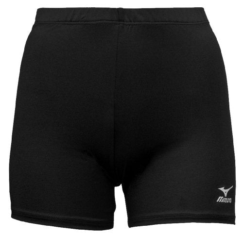 Mizuno Vortex Volleyball Short, Black, Medium