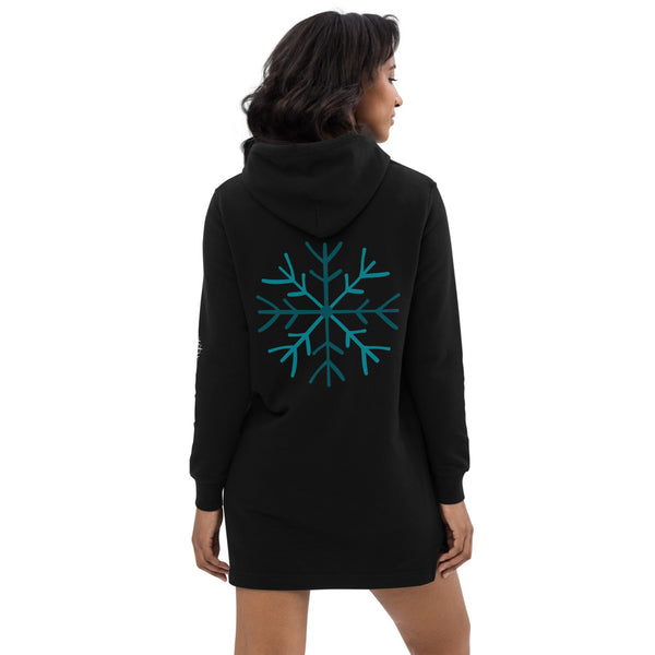 I'm Snow Cute Hoodie dress