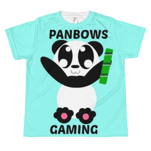 PanBowsGaming- All-over youth sublimation T-shirt