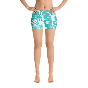 SmaVolve Graphic Shorts