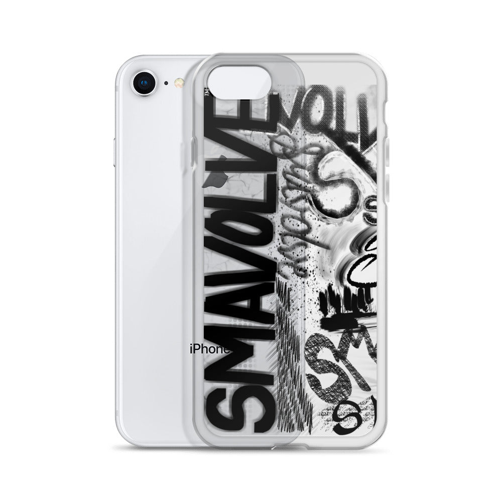 SMAVOLVE Graphic iPhone Case