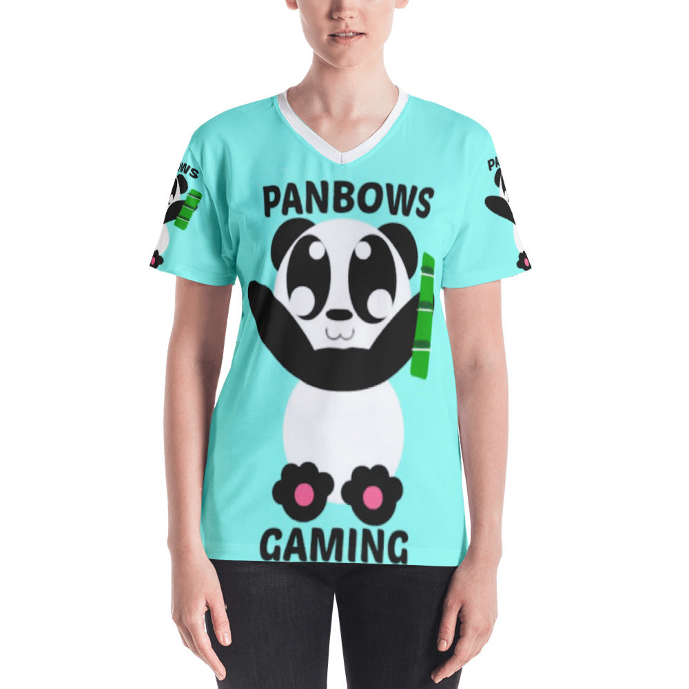 PanBowsGaming - Women's V-neck