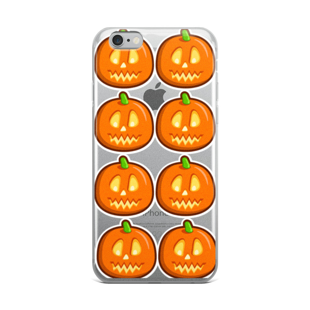 HallOweeN Pumpkin iPhone Case